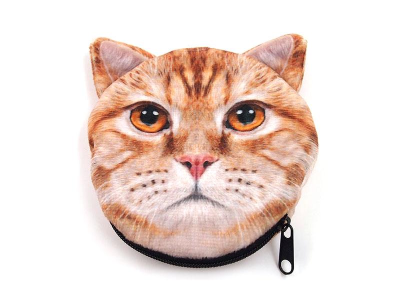 猫型コインケースのオリジナル印刷|OEM・ノベルティ・同人グッズをオリジナルで激安作成