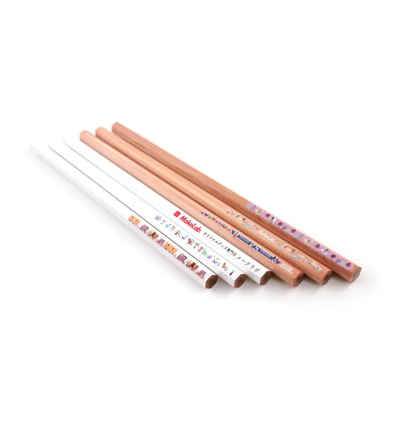 オリジナル鉛筆を激安プリント・制作・名入れ・ノベルティ|作り方簡単・小ロットから注文できる自作鉛筆ならME-Q(メーク)