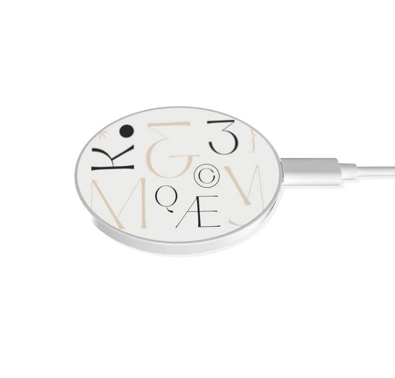 MagSafeワイヤレス充電器の印刷に関して