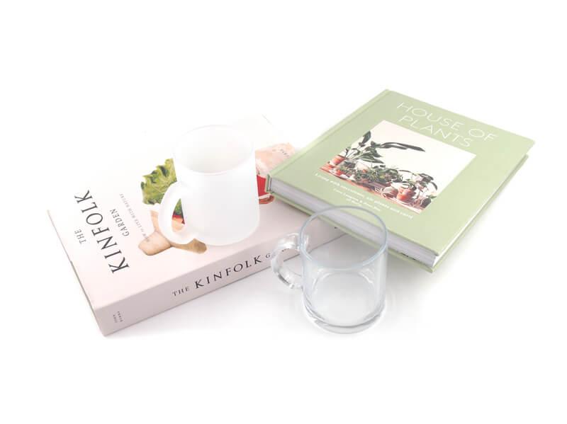 ガラスのマグカップの特徴
