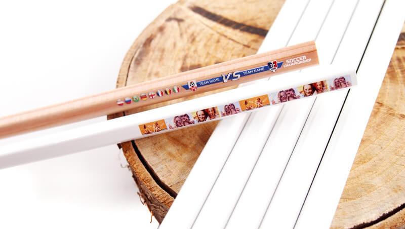 オリジナル鉛筆を激安プリント・制作・名入れ・ノベルティ