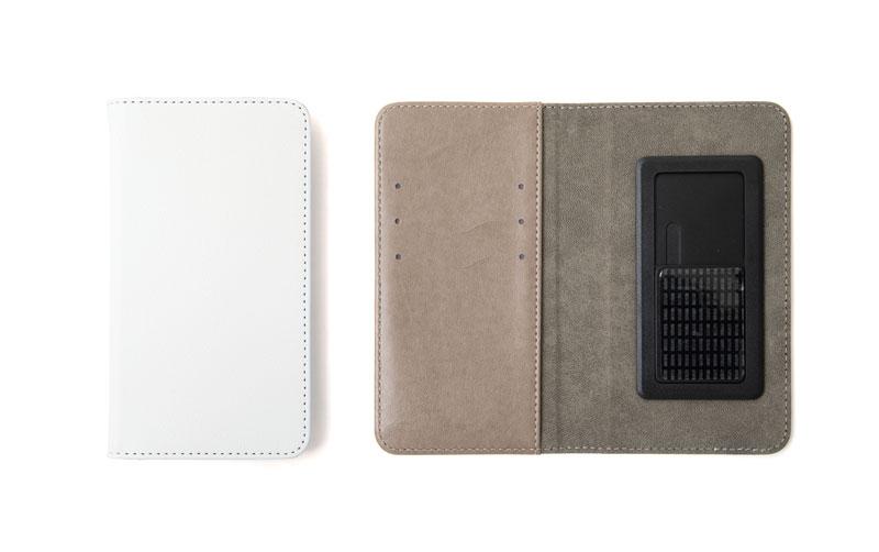 全機種対応の手帳型オリジナルスマホケース