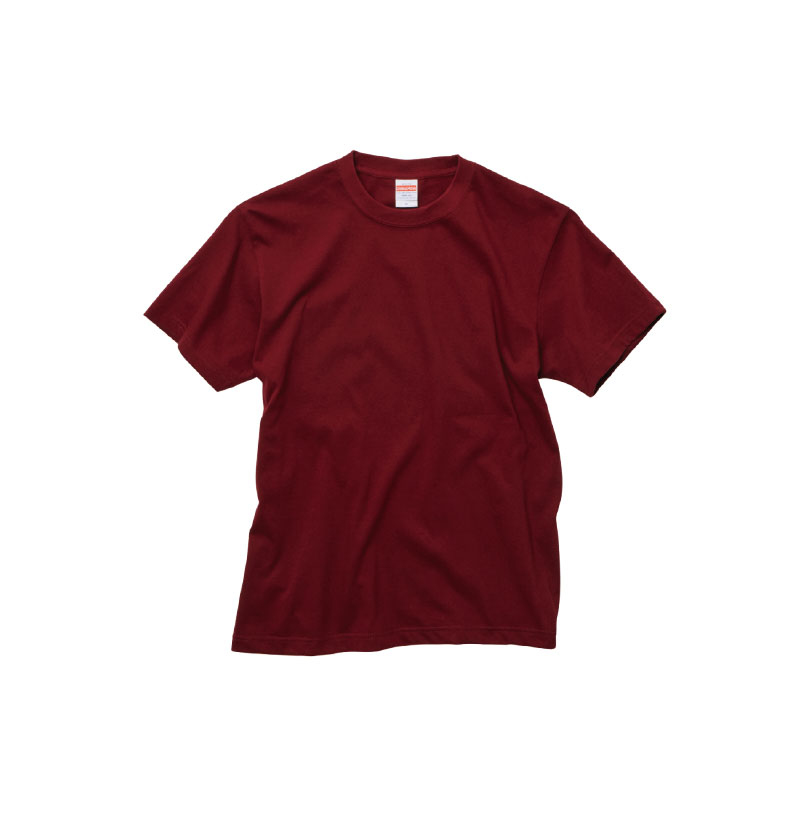 1枚から注文OK!着心地や素材感にこだわった上質なハイクオリティーTシャツ