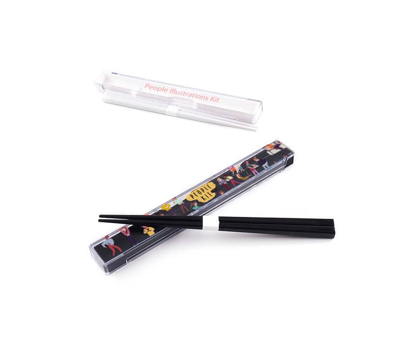 箸・箸箱セットの特徴