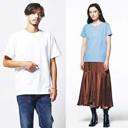 ハイクオリティー Tシャツ(5001-01_02_03)(5001-01/02/03)