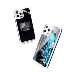 iPhone13の強化ガラススマホケース