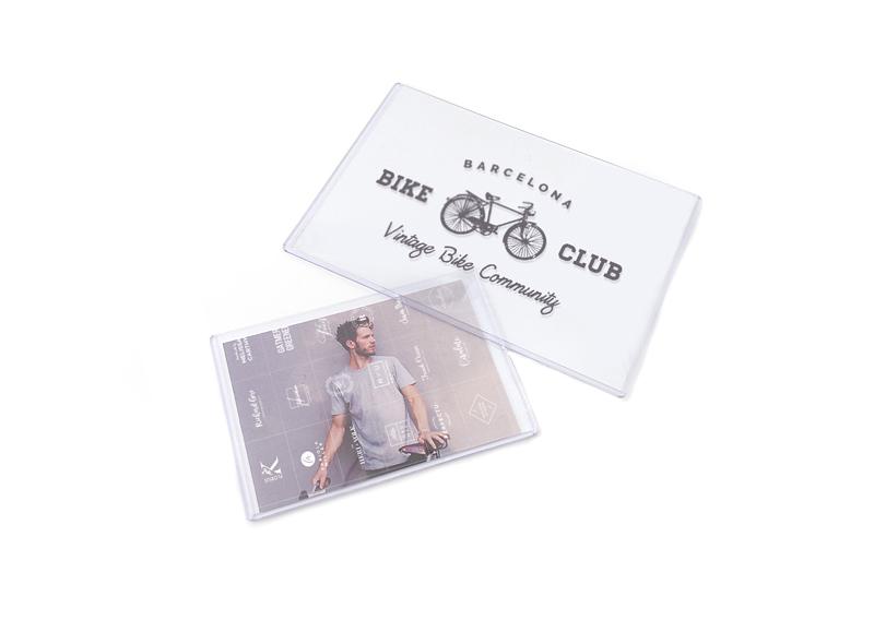 硬質カードケースの印刷について