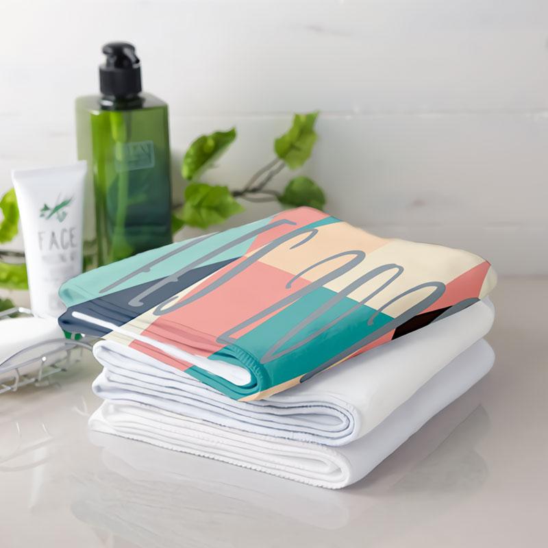 ご注文から4日でお届け。全面印刷可能で色鮮やかなフルカラープリントでお届け致します。