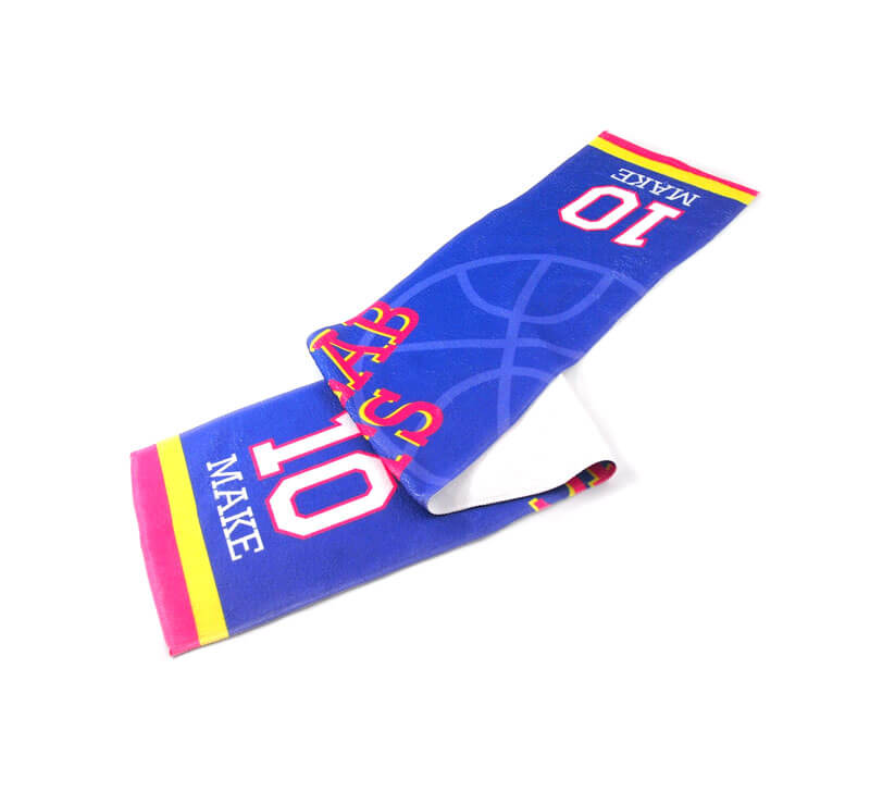オリジナルグッズが安いme-q オリジナルタオル製作