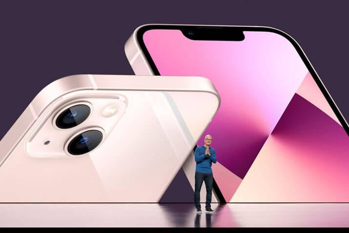 アップル「iPhone 13」発表!ME-QではオリジナルiPhone 13ケース販売中!